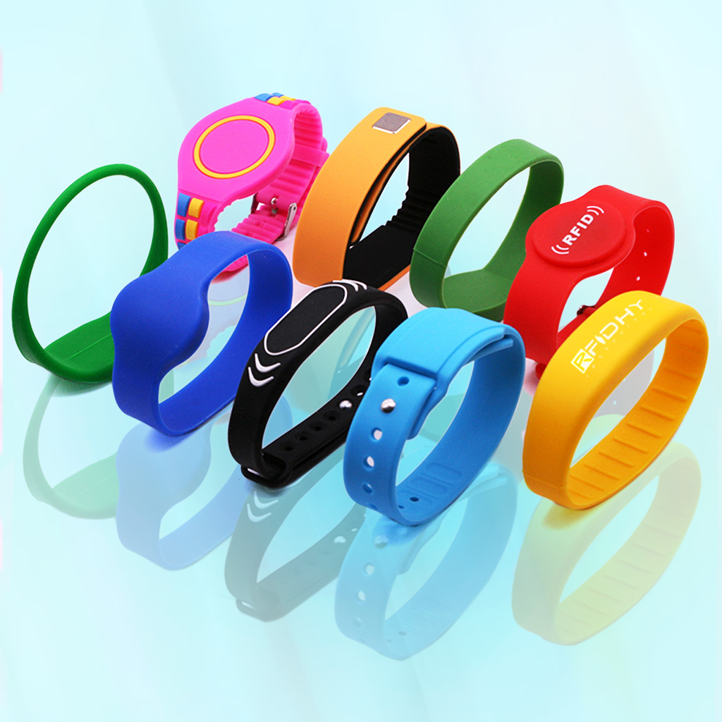 chip electronic for bracelet digital rfid waterproof wholesale wristband events with custom smart control product ultralight silicone access