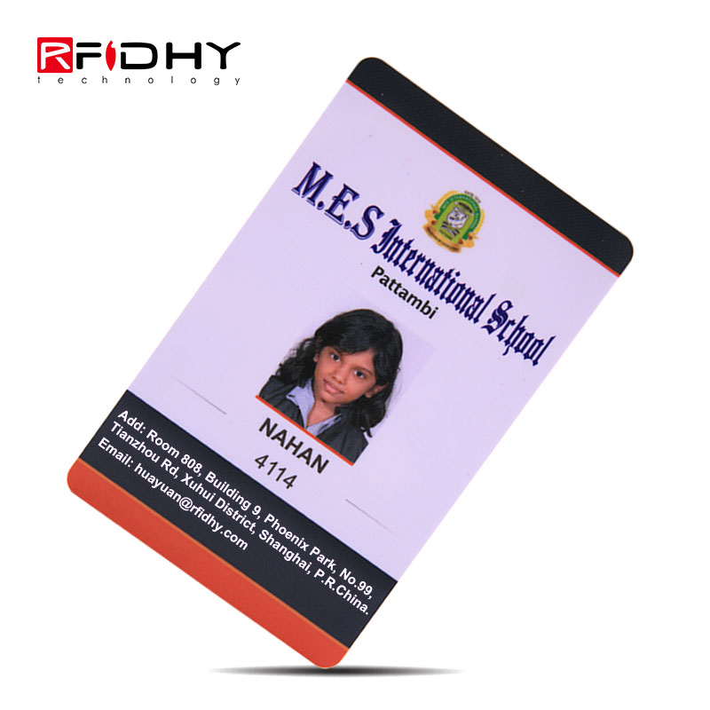 how to create your own id cards rfid card proximity card of