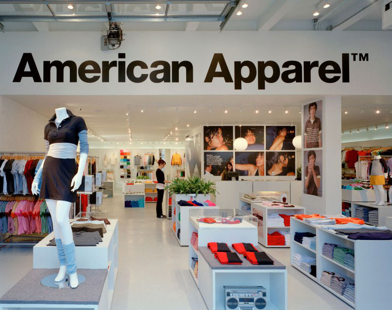 Rfid Drives One Hour Delivery At American Apparel Rfid