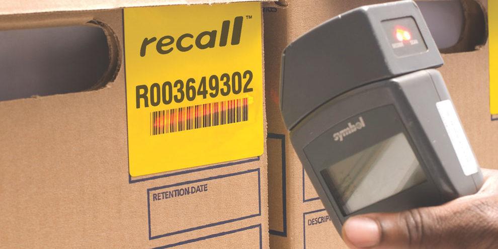 Rfid Karte.Rückrufaktion Rollt Tragbare Rfid In Atlanta Dokument Lagerraum